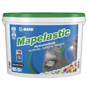 MAPEI MAPELASTIC A+B KPL